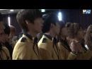 [UPTV] BOYFRIEND영민ㆍ광민ㆍ민우, A pink남주 - 서울공연예술고등학교 졸업식