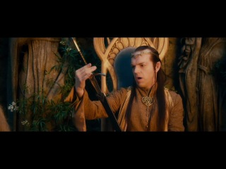 The Hobbit Movie Clip 'The Orcrist '