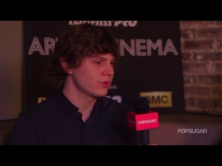 Evan Peters Chats Adult World and Hints About American Horror Story   Tribeca Film Festival