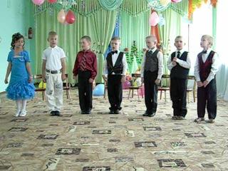 Прощальная песня Детский Сад на выпускном вечере у сына Андрюши