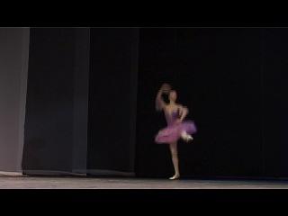 Вариации феи Сирени из балета П.И.Чайковского «Спящая красавица»