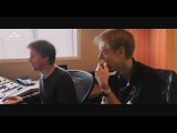 Armin Van Buuren vs. Ferry Corsten (Работа в студии)