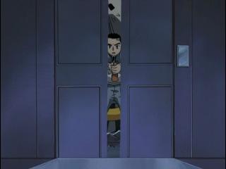 Тэнти - лишний! [ТВ-3] / Галактическая полиция / Tenchi Muyo! Galaxy Police Transporter - 24 серия