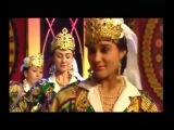 Узбекский народный танец (Ферганский стиль)