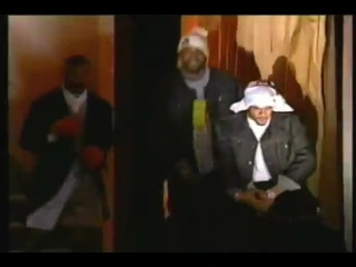 Roy Jones Jr. with Method Man & Redman at Radio City Music Hall - Classic Performance!