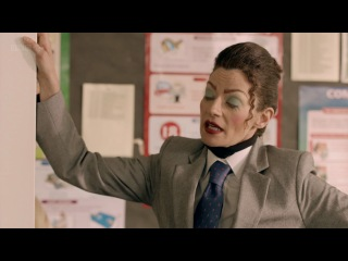 Bad Education 1x05 Football Match (BBC 2012)