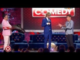 Сергей Зверев в Comedy Club (7.06.2013)