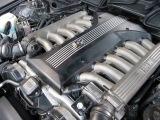 BMW 750 E38 вот как должен работать двигатель!!!