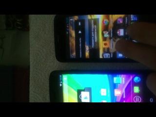 сравнение смартфонов Fly IQ 440 и IQ4411