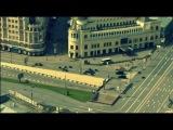 Путин едет по пустой Москве на инаугурацию