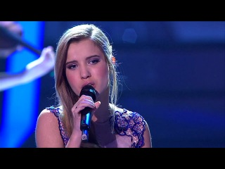 Rachael Leahcar - Smile (the Voice Australia 2012)
