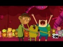 Adventure Time Belly of the Beast