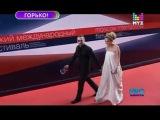 Жанна Фриске и Дмитрий Шепелев на открытии Московского кинофестиваля (PRO-Новости)