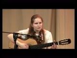 Дарья Солодянкина - Маленький джаз 93 года (В.Луферов)