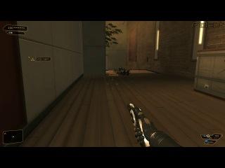 Deus Ex Human Revolution Прохождение Часть 3/27 HD