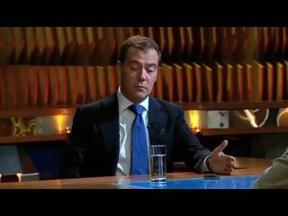Интервью Владимиру Познеру: политическая ситуация