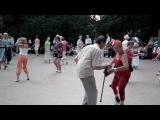 Аццкие танцы в Сокольниках