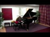 Dana Zakhariya- Karol Szymanowski - Etuda op. 4