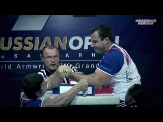 Лучший рукоборец 2012.