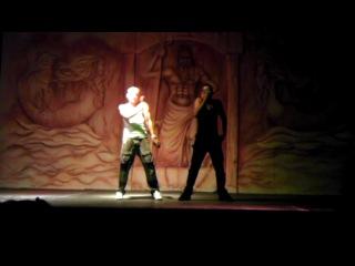 Dance4Dance - Hiphop /// Musty & Justin /// Soho Beach Club 2o12