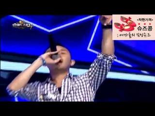 슈퍼스타K4 5회 스콜피온-강남스타일 김