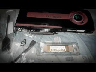 Geforce GTX 590 сгорел, купил amd Radeon HD 7970