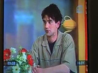 Саша Орландина и ДВЕРЬВЛЕТО выступление на Пятом канале