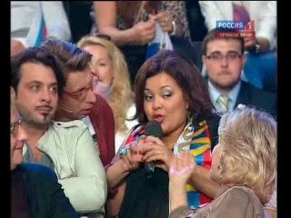 Прямой эфир Россия-1. Евровидение 2012. До и После. Бурановские бабушки