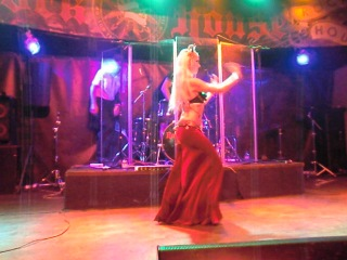 Rock House - Corpse Bride Party 01/11/2013