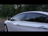 АВТО НА СВАДЬБУ Новый бизнес-седан Hyundai Sonata YF