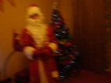 Здравствуй Дедушка Мороз, борода из ваты! =)