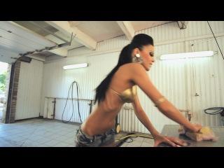 Конкурс «Мисс Мокрая майка 2012 автомойка Karcher