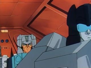 The Transformers HeadMasters - 34. Решающее сражение за Землю. Часть 1