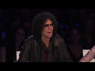 American's Got Talent. 6-Летняя девочка Поет песню 'Zombie Skin'