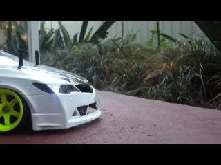 Honda Civic 4D (RC) TPS Mugen RR (FD2R)