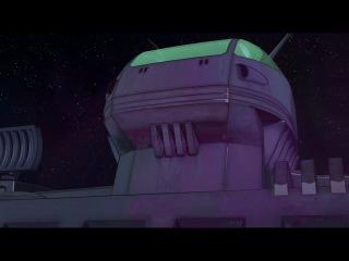 Space Battleship Yamato 2199 (2012) Opening