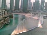 Поющий фонтан в Арабских Эмиратах - ДУБАЙ!