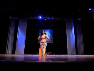 Навысоцкая Анна, номинация Русская корона Ранды Камаль в Уфе на фестивале Алмаз