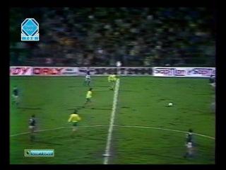 Футбол. кубок кубков 1979 - 1980. Нант Франция - ДИНАМО Москва Россия.