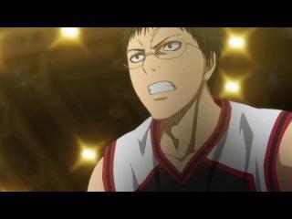 Баскетбол Куроко  Kuroko no Basket 1 сезон 13 серия [JAM  Eladiel] (отрывок)