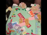 Monopoly with the besties.