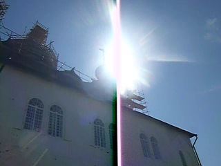 Соловки. Крестный ход в Соловецком монастыре на Праздник отдания Пасхи, 2013, часть 5