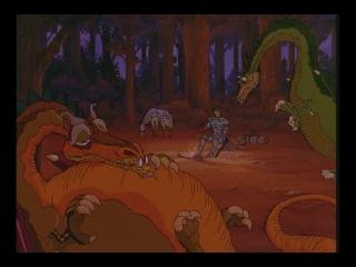Полет Драконов (The flight of dragons 1982) перевод и озвучка студии
