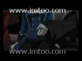 Клип на тему Темный дворецкий..*знакомство с гробовщиком*