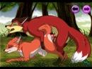 Foxes Yiff in forest  furry йифф  [Порно Империя]