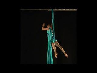 Destiny Vinley - Aerial Silks Act - The Spark That Ignites