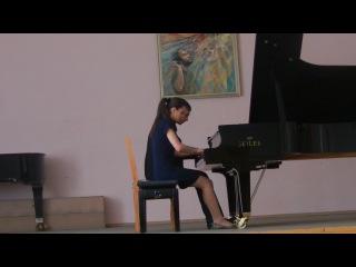 Глинка – Камаринская ( Георгиев Давид , Гаглоева Диана )