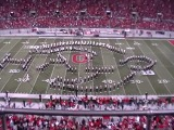 the ohio state university marching band. TBDBITL halftime 10-6-12 video games Nebraska.