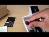 Распаковка Samsung galaxy s advancе
