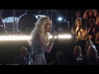 Carrie Underwood - Blown Away (CMA Awards 2012)